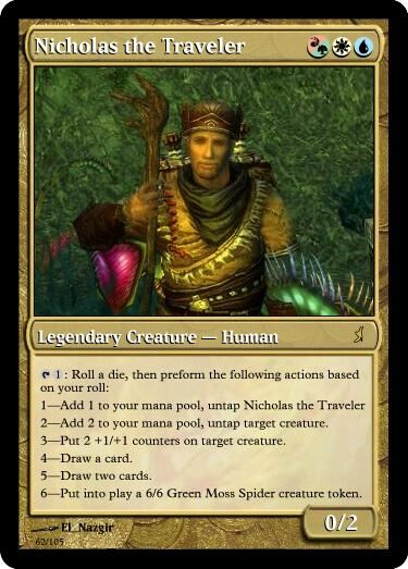 Naz's Nicholas the Traveler Magic Card.jpg