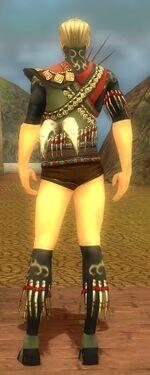 Ritualist Elite Canthan Armor M gray chest feet back.jpg