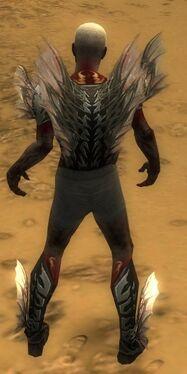 Necromancer Primeval Armor M gray chest feet back.jpg