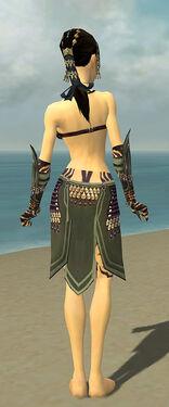 Ritualist Obsidian Armor F gray arms legs back.jpg