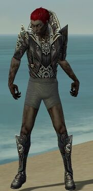Necromancer Monument Armor M gray chest feet front.jpg