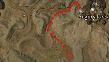 Quest map