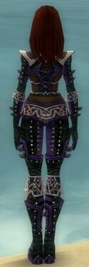 Ranger Elite Kurzick Armor F dyed back.jpg