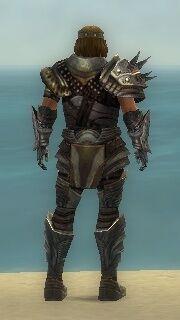 Warrior Deldrimor Armor M gray back.jpg