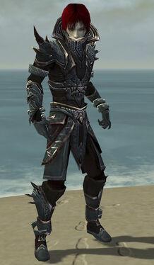 Necromancer Asuran Armor M gray front.jpg