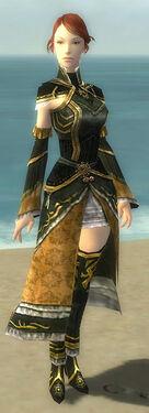 Mesmer Elite Sunspear Armor F gray chest feet front.jpg