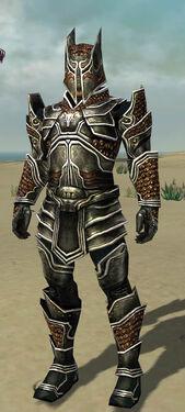 Warrior Kurzick Armor M dyed front.jpg
