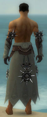 Dervish Elite Sunspear Armor M gray arms legs back.jpg