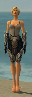 Warrior Sunspear Armor F gray arms legs front.jpg