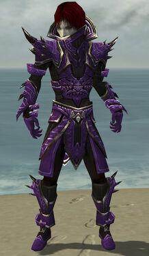 Necromancer Asuran Armor M dyed front.jpg