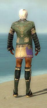 Mesmer Elite Canthan Armor M gray chest feet back.jpg