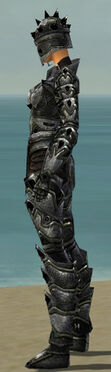 Warrior Obsidian Armor F gray side.jpg