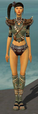 Ritualist Imperial Armor F gray chest feet front.jpg