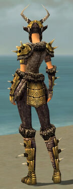 Warrior Elite Charr Hide Armor F dyed back.jpg