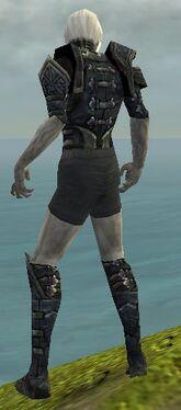Necromancer Elite Cultist Armor M gray chest feet back.jpg