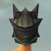 Warrior Primeval Armor F gray head front.jpg