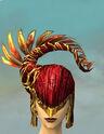 Disciple of Melandru F head front.jpg
