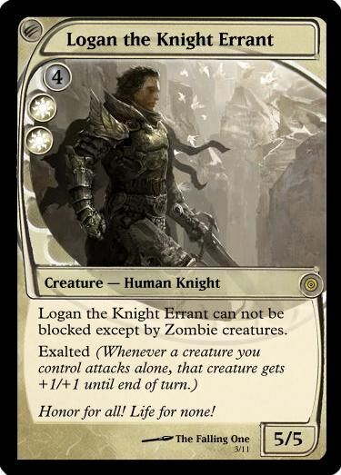F1 MTG Logan the Knight Errant.jpg
