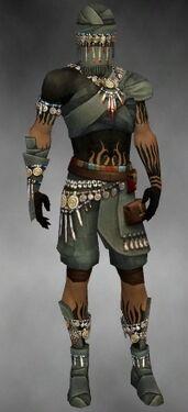 Ritualist Luxon Armor M gray front.jpg