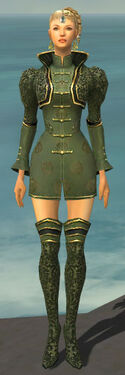 Mesmer Canthan Armor F gray chest feet front.jpg