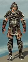 Warrior Ancient Armor M gray front.jpg