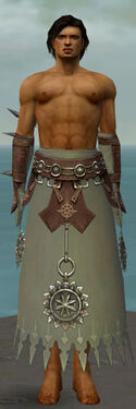 Dervish Sunspear Armor M gray arms legs front.jpg