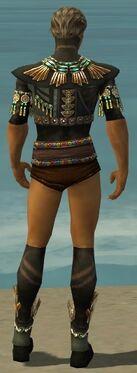 Ritualist Elite Luxon Armor M gray chest feet back.jpg