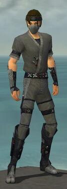 Assassin Shing Jea Armor M gray front.jpg