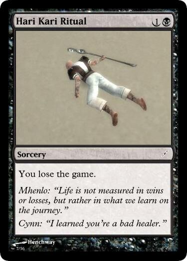 Giga's Hari Kari Ritual Magic Card.jpg