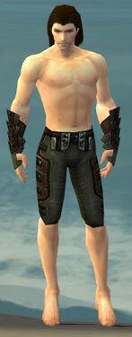 Ranger Obsidian Armor M gray arms legs front.jpg