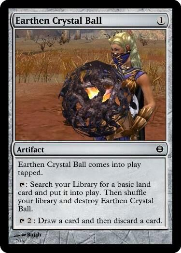 MTG Earthen Crystal Ball.jpg