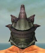 Warrior Primeval Armor M gray head front.jpg