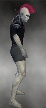 Gloomcrest Tunic M gray side.jpg