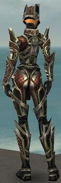 Warrior Elite Kurzick Armor F gray back.jpg