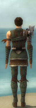 Ranger Elite Studded Leather Armor M gray back.jpg
