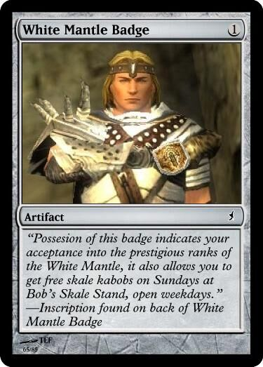TEF's White Mantle Badge Magic Card.jpg