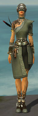 Ritualist Canthan Armor F gray front.jpg