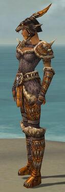 Warrior Charr Hide Armor F dyed side.jpg
