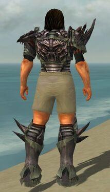 Warrior Primeval Armor M gray chest feet back.jpg