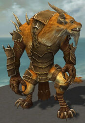 Pyre Fierceshot Armor Charr Front.jpg