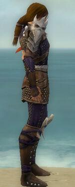 Ranger Studded Leather Armor M dyed side.jpg