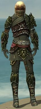 Ranger Elite Luxon Armor M gray front.jpg