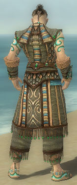 Monk Elite Luxon Armor M gray back.jpg