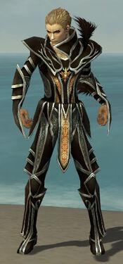 Necromancer Elite Sunspear Armor M gray front.jpg