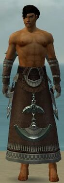 Dervish Ancient Armor M gray arms legs front.jpg