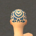 Monk Elite Kurzick Armor F dyed head back.jpg