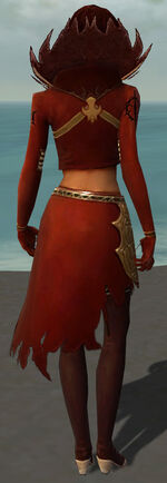Livia Armor Shining Blade Back.jpg