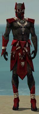 Ritualist Kurzick Armor M dyed front.jpg