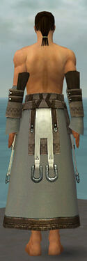 Dervish Elonian Armor M gray arms legs back.jpg