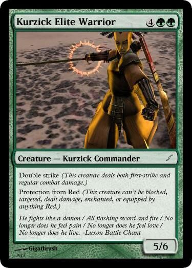 Kurzick Elite Warrior Magic Card.jpg